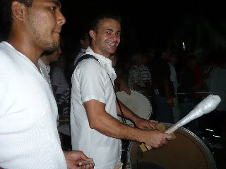 ドラム担当