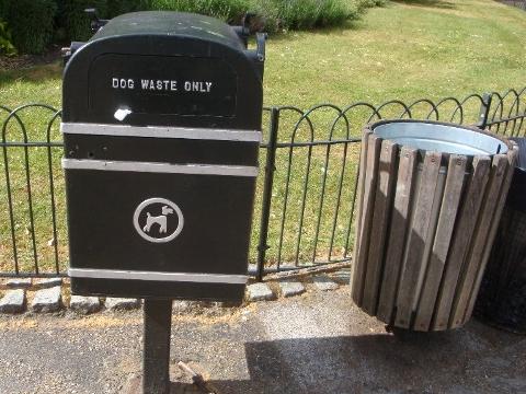 5月のゴミ箱。